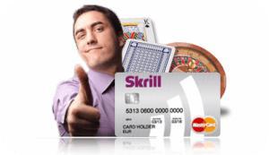 homme satisfait carte bancaire skrill roulette carte